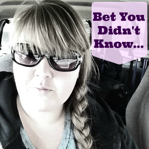 Bet You Didn't Know... busybeingjennifer.com