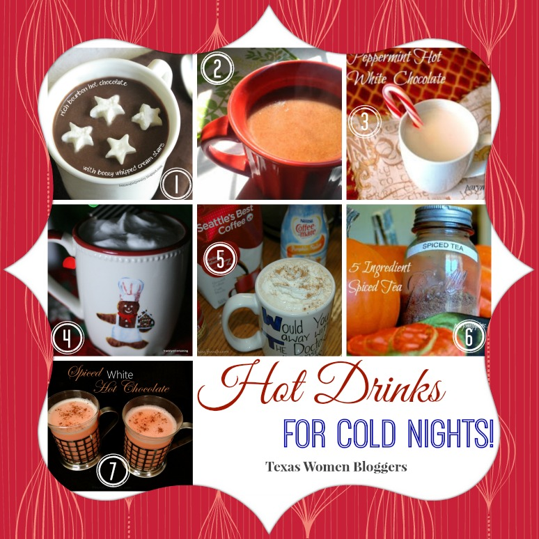 Cold Weather Hot Drinks Recipes — Dishmaps