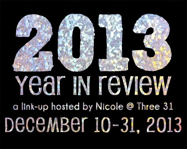 2013 year in review with BusyBeingJennifer.com