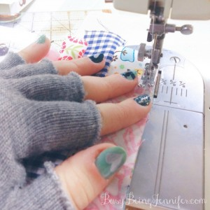 Sewing to my hearts content - BusyBeingJennifer.com