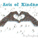 34 Acts of Kindness for 2015 - BusyBeingJennifer.com