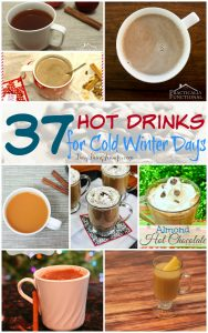 37 Delicious Hot Drinks Perfect for Cold Winter Days - BusyBeingJennifer.com