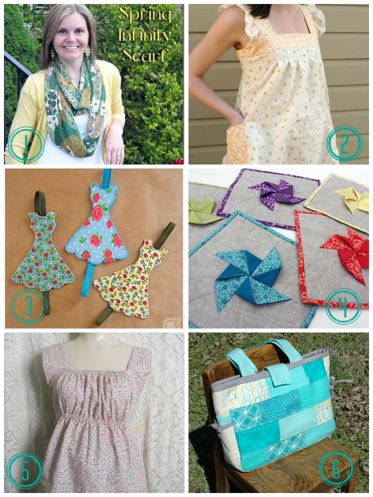 6 Selfish Spring Sewing Projects - BusyBeingJennifer.com