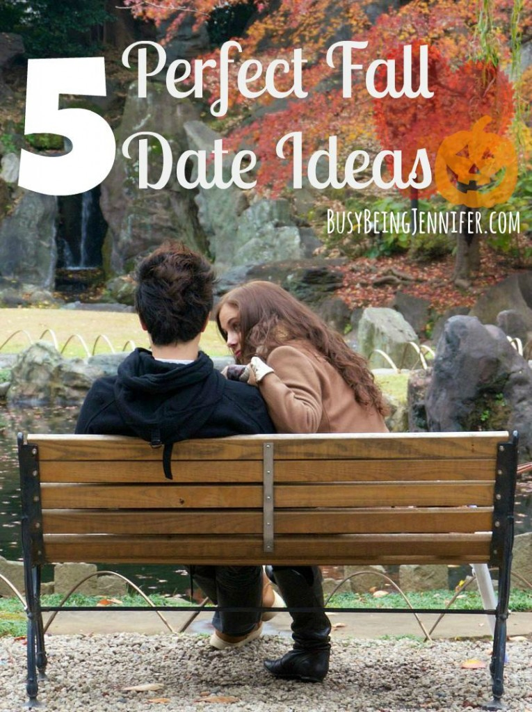5 Perfect Fall Date Ideas from BusyBeingJennifer.com