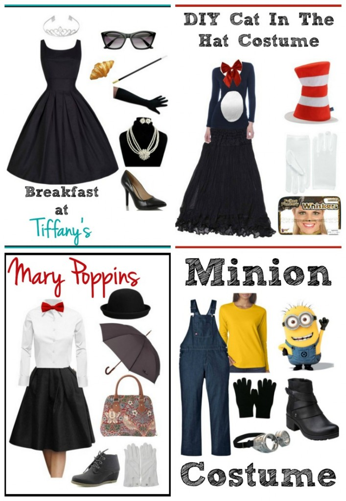Modest Costumes for Halloween! - BusyBeingJennifer.com