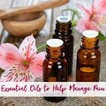 9 Essential Oils to Help Manage Pain - BusyBeingJennifer.com