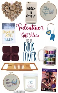 Valentines Gift Ideas - for the Book Lover - BusyBeingJennifer.com