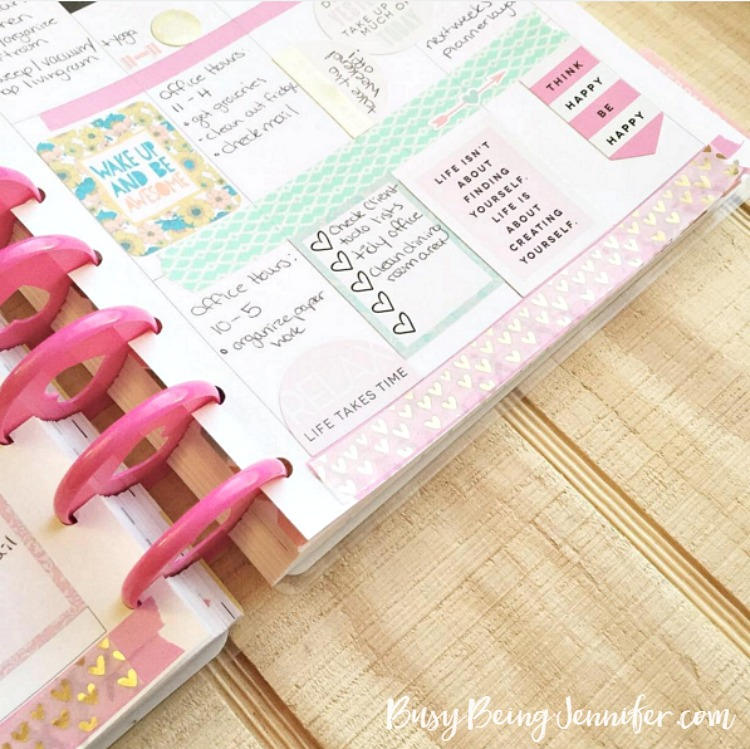 10 Planner Addicts to follow on Instagram! - BusyBeingJennifer.com
