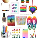 Rainbow Must Haves - BusyBeingJennifer.com