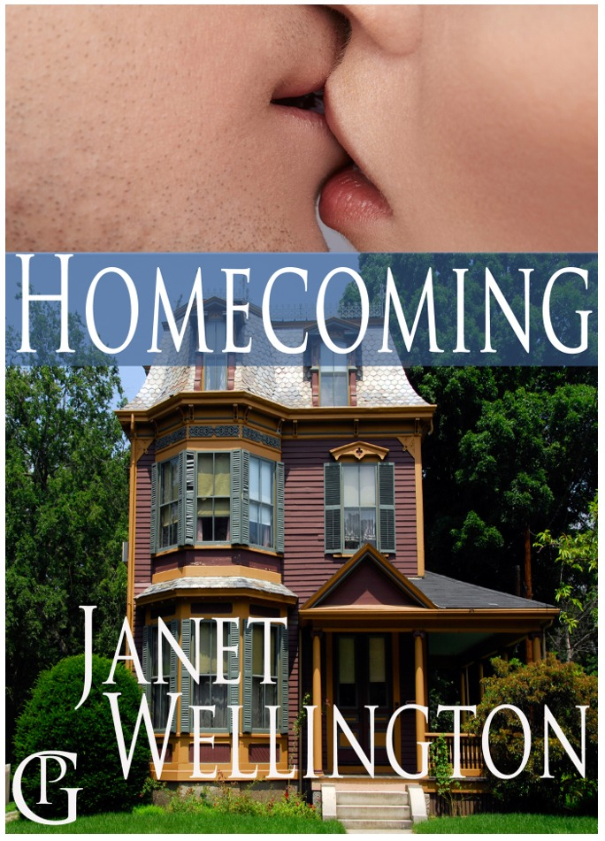 Book Review - Homecoming by Janet Wellington on BusyBeingJennifer.com
