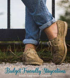 Budget Friendly Staycations Made Easy with Groupon - BusyBeingJennifer.com