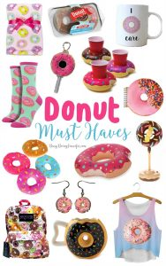Donut Must Haves - BusyBeingJennifer.com