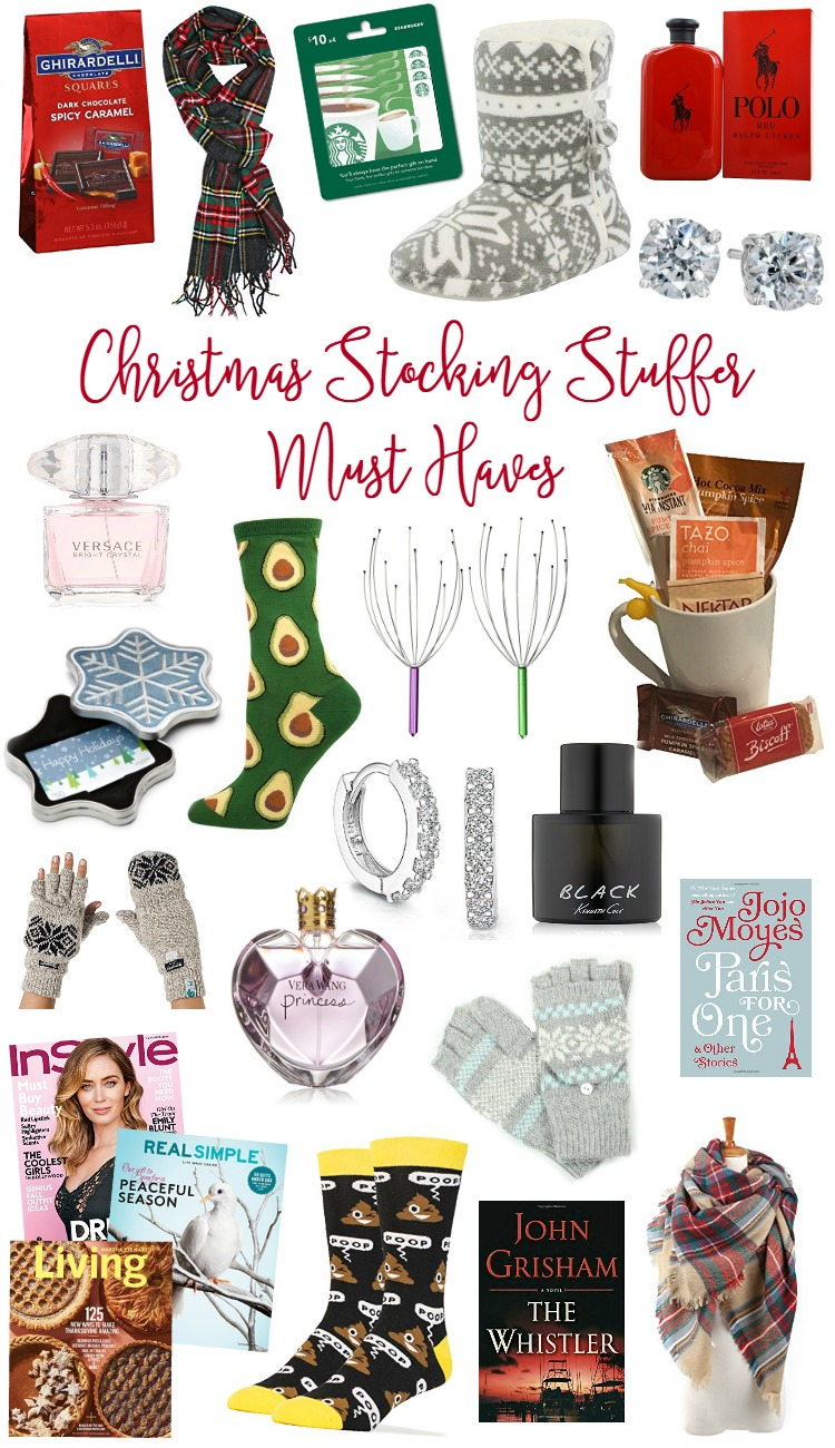 christmas stocking stuffer must haves giveaway hop busy being jennifer - Christmas Must Haves