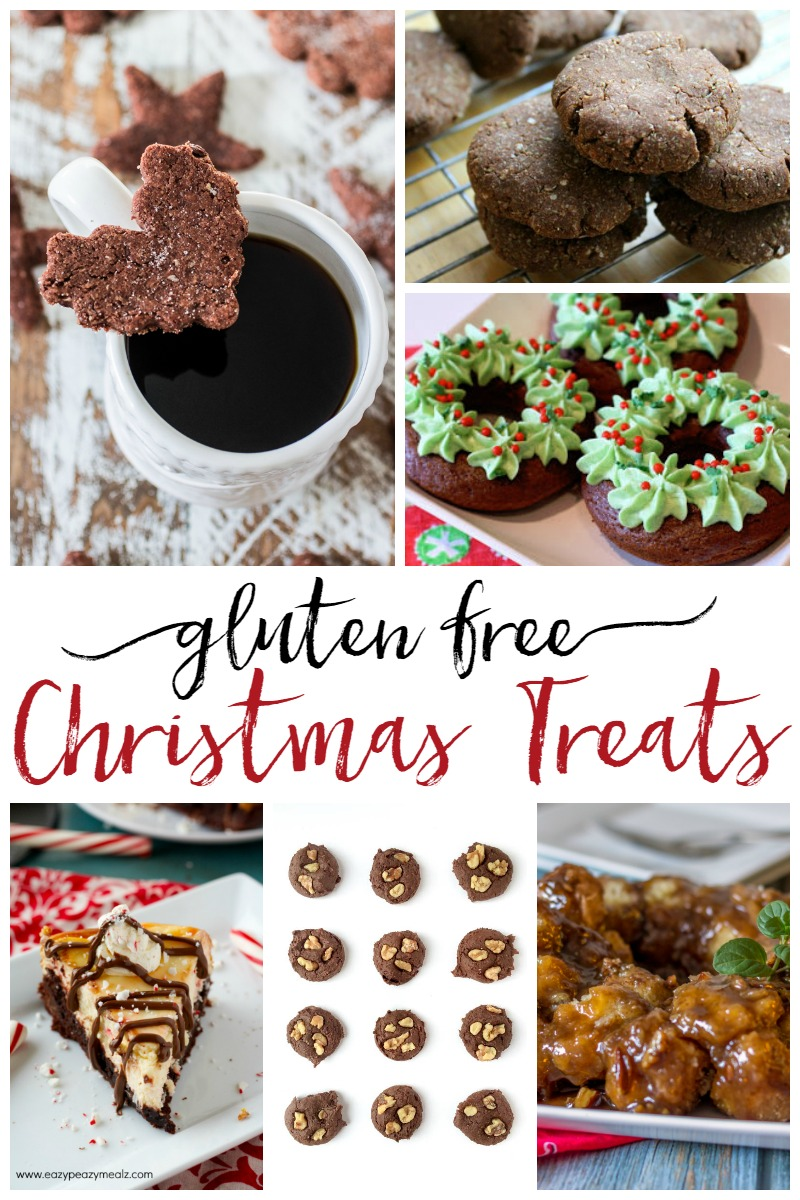 Gluten Free Christmas Treats that the whole family will love! - BusyBeingJennifer.com
