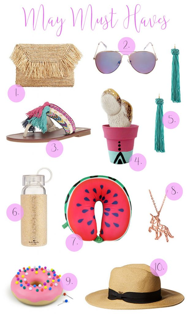 Fabulous May Must Haves