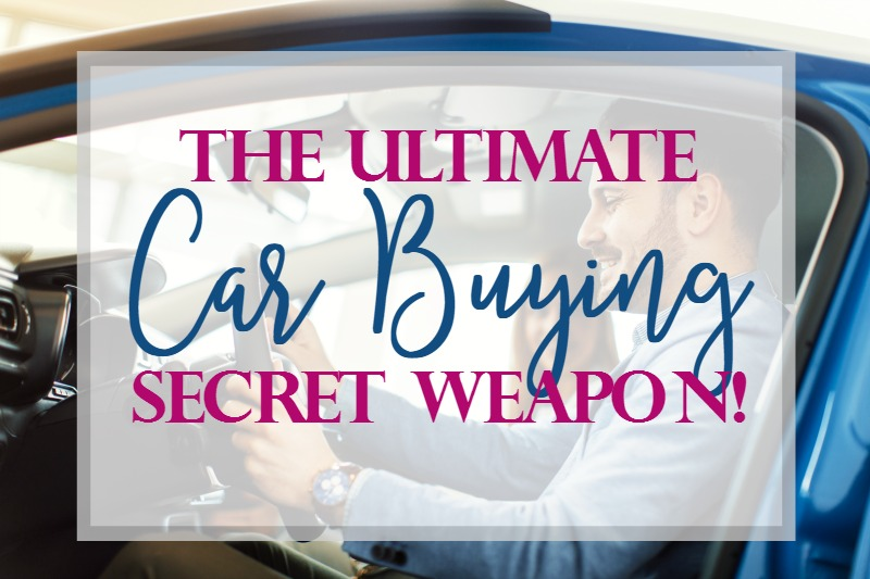 Summer Car Shopping Simplified with the ultimate car buying secret weapon