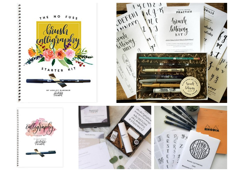 Hand Lettering Musts For The Beginner Busy Being Jennifer