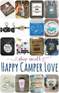 Happy Camper Love - Shop Small