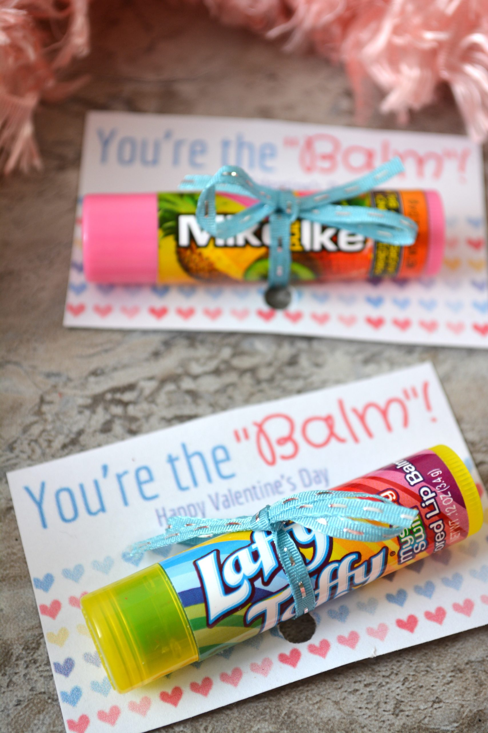 You're the Balm Valentine and Printable