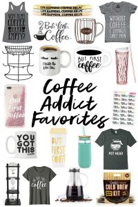 Every Coffee Addict Needs These
