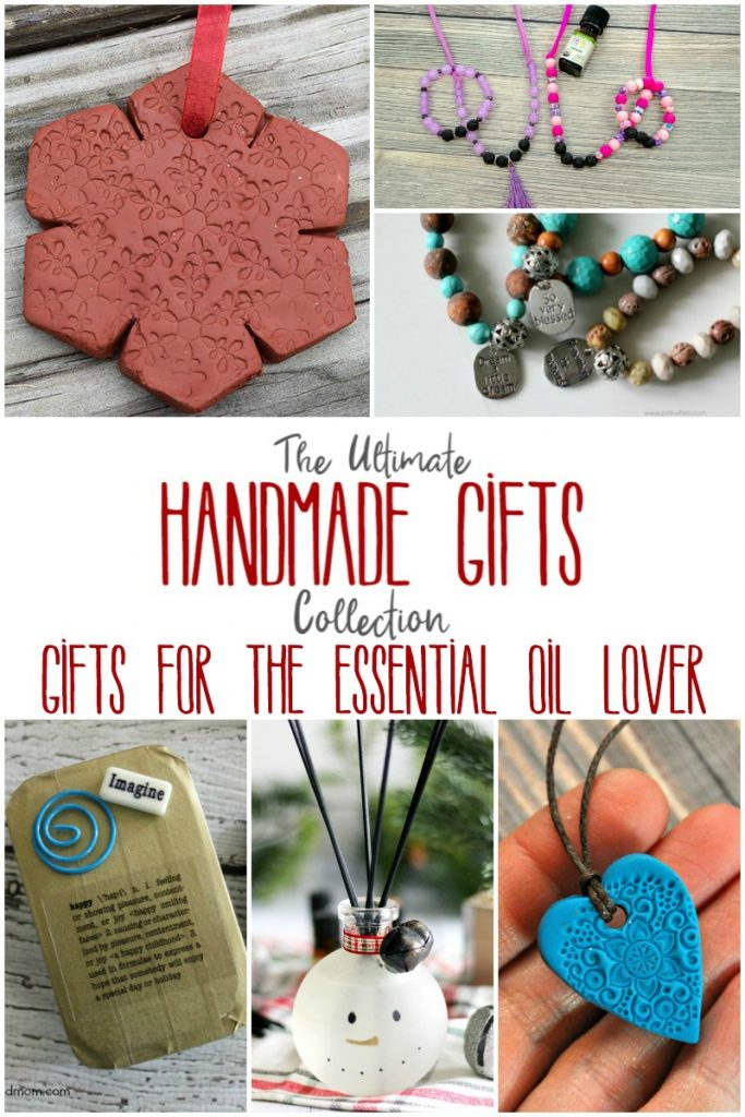 To know an essential oil addict is to love them... or something like that... So show your love with one of these handmade gifts for the essential oil lover!